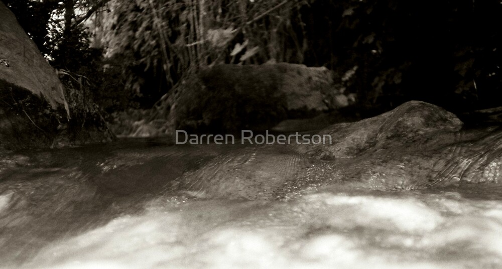 A study in water 5 (Guadalest Spain 2006) by Darren Robertson