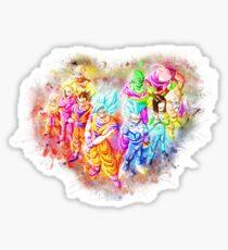 Dragon Ball Super Squad Sticker
