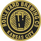 90's Boulevard Beer Co. Bottle Cap by KnightsOfShame