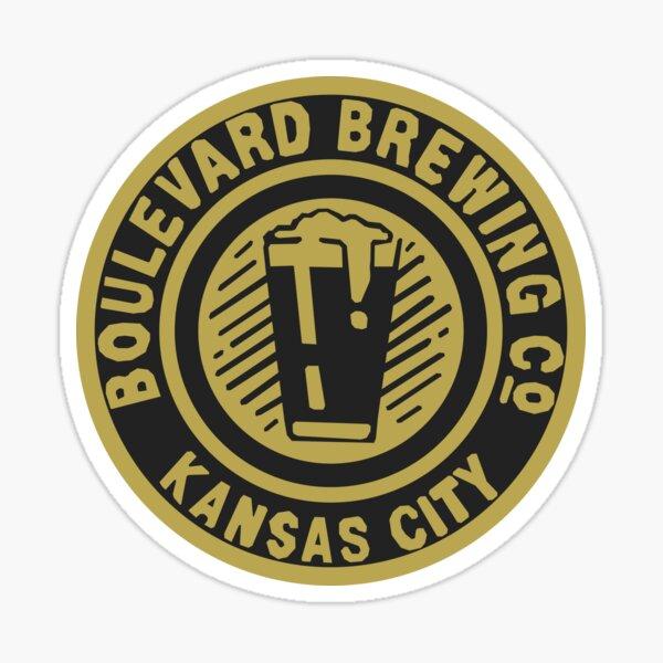 90's Boulevard Beer Co. Bottle Cap Sticker
