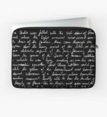 The Picture of Dorian Gray (Beginning of Ch. 1) Laptop Sleeve