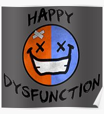Happy Dysfunction Day Poster