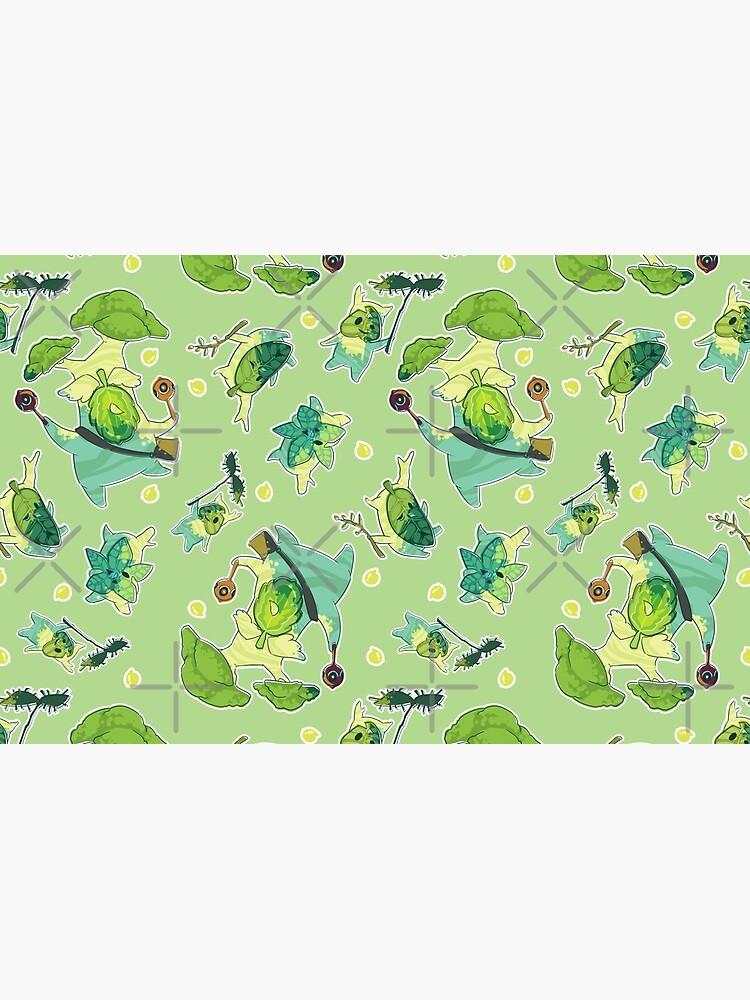 Korok Pattern by Midorilied