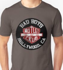 Motley Crue Bad Boys Unisex T-Shirt