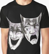 Motley Crue Theatre of Pain Graphic T-Shirt