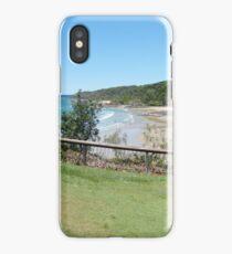 Coolum panorama iPhone Case/Skin