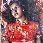 La Alfombra Roja (The Red Rug) by Catalina  Viejo Lopez de Roda
