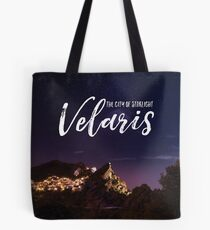 Velaris, The City of Starlight - ACOMAF Tote Bag