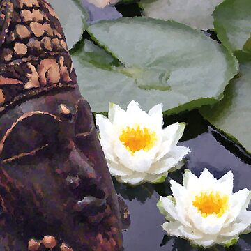MEDITATION by akinolaude