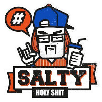 Salty by digitalage