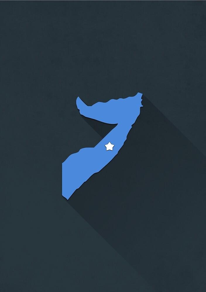 Somalia by FlatFlags