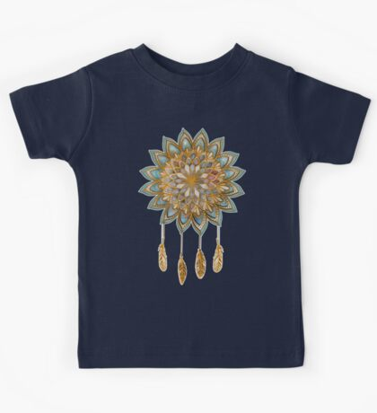 Golden Dreams Dreamcatcher Kids Clothes
