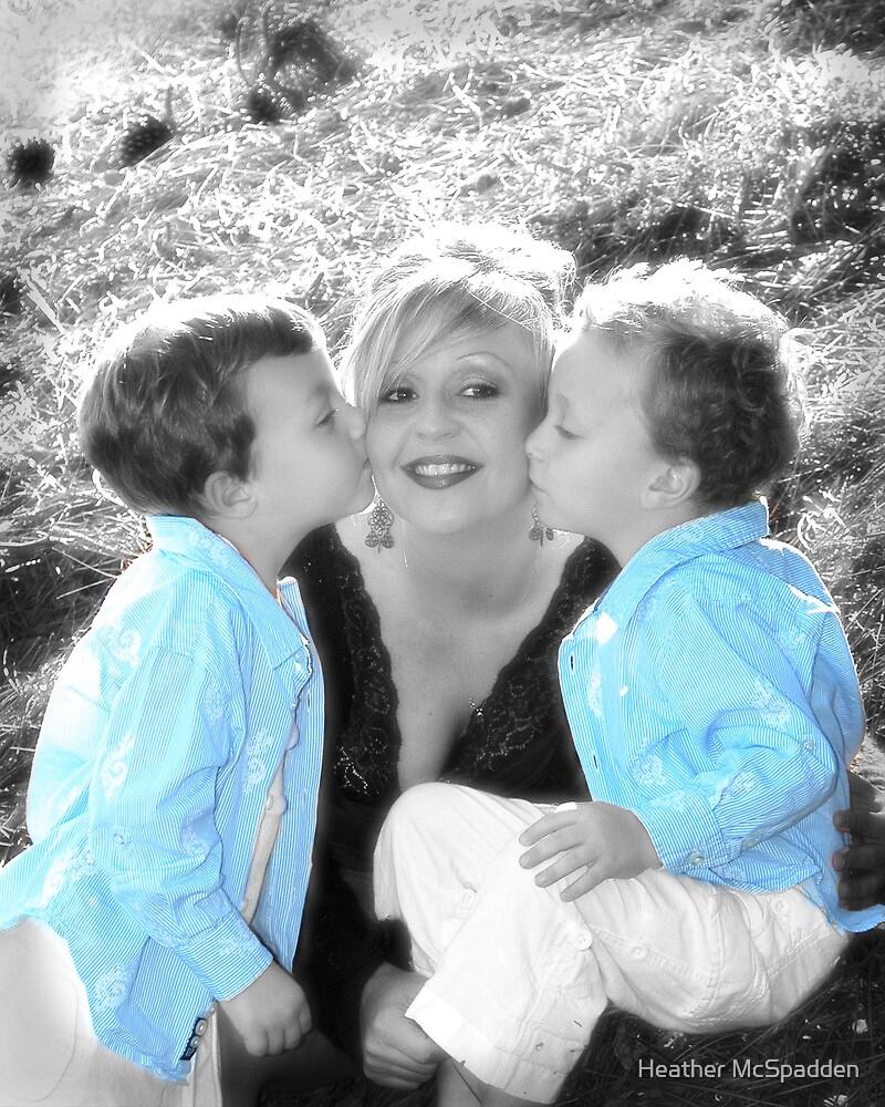 """ My boys"" by Heather McSpadden"