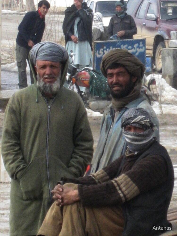 Life (Afghanistan) 3 by Antanas