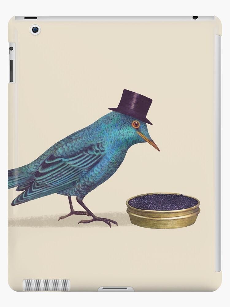 Gentlebirds Prefer Caviar  by Terry  Fan