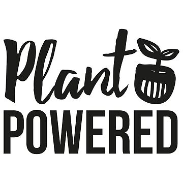 Plant Powered by schattevoet