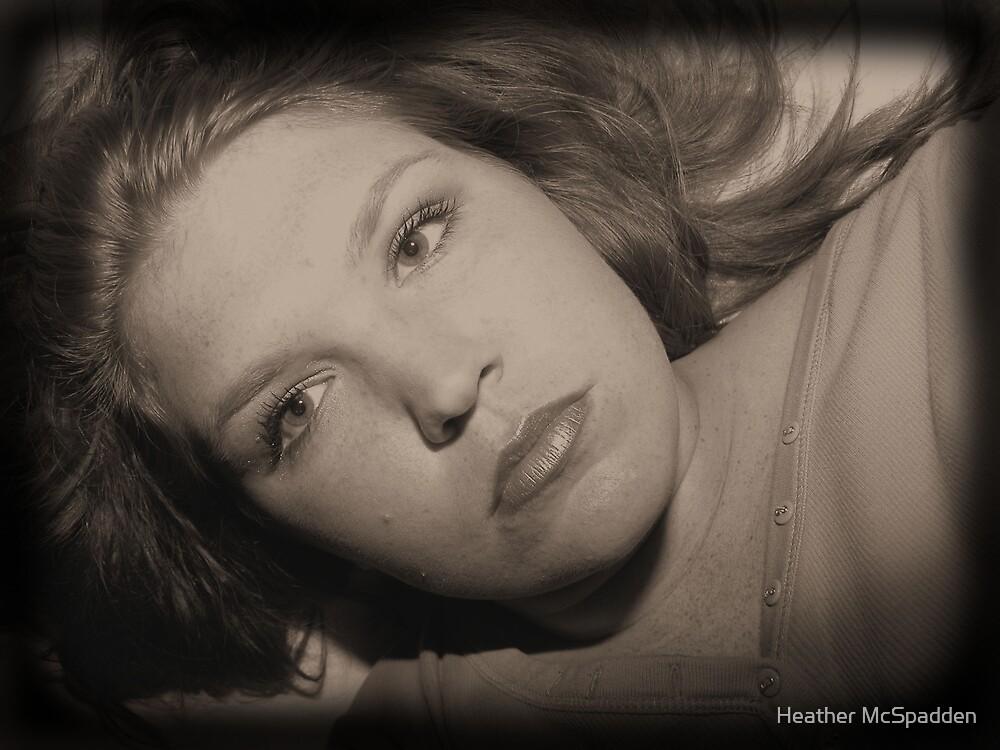 self portrait #2 by Heather McSpadden