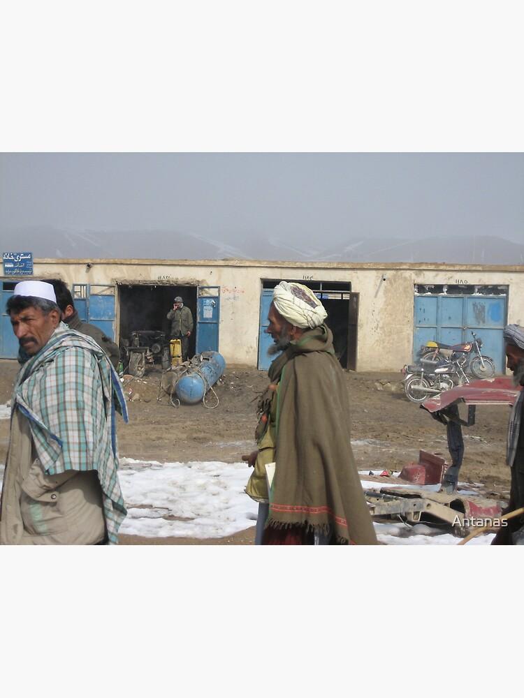 Life (Afghanistan) 5 by Antanas