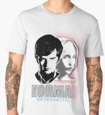 Norma-Norman Bates Motel Men's Premium T-Shirt