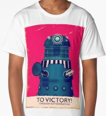 To Victory! Long T-Shirt