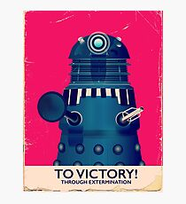 To Victory! Photographic Print