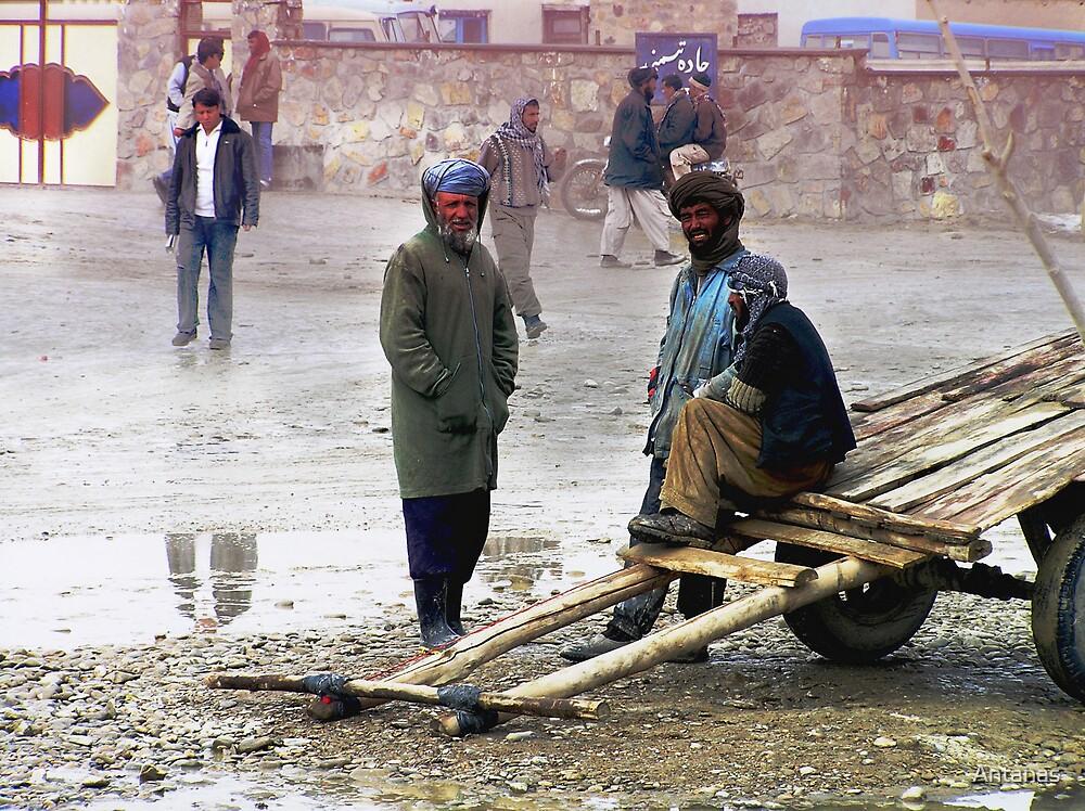 Life (Afghanistan) 6 by Antanas