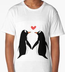 Penguin Love Long T-Shirt