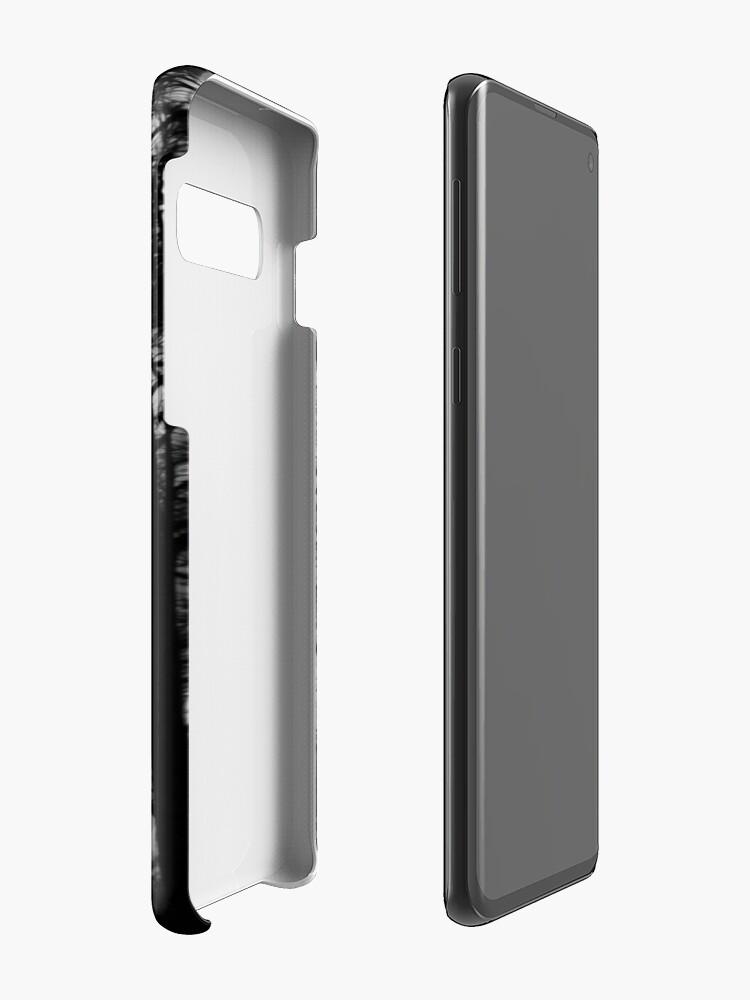Alternative Ansicht von ... über eine dunklere Oktave der Existenz nachzudenken. ... Hülle & Klebefolie für Samsung Galaxy