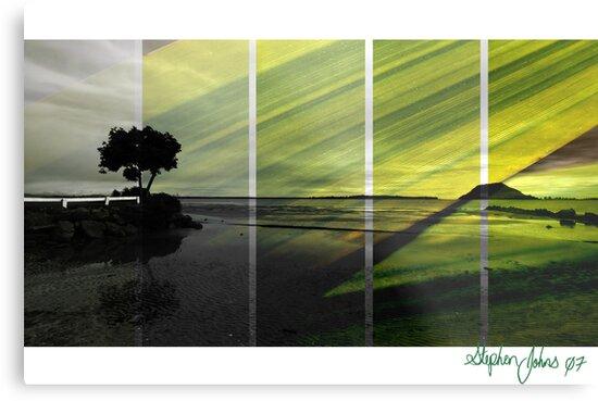 Mount Split by Stephen Johns