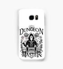 Dungeon Master - Black Samsung Galaxy Case/Skin