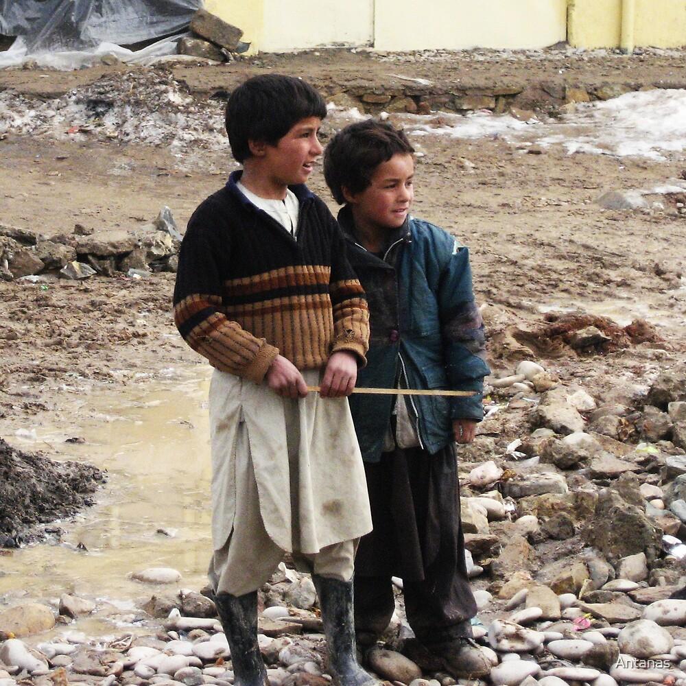 Life (Afghanistan) 7 by Antanas