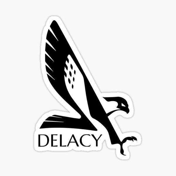 Faulcon DeLacy Sticker