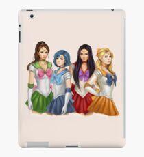 Pretty Little Liars as Sailor Moon iPad Case/Skin
