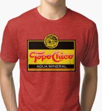 Topo Chico T-Shirt Print Tri-blend T-Shirt