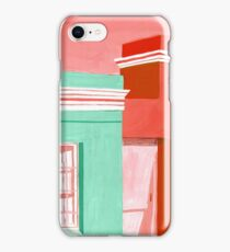 Sunny Houses iPhone Case/Skin