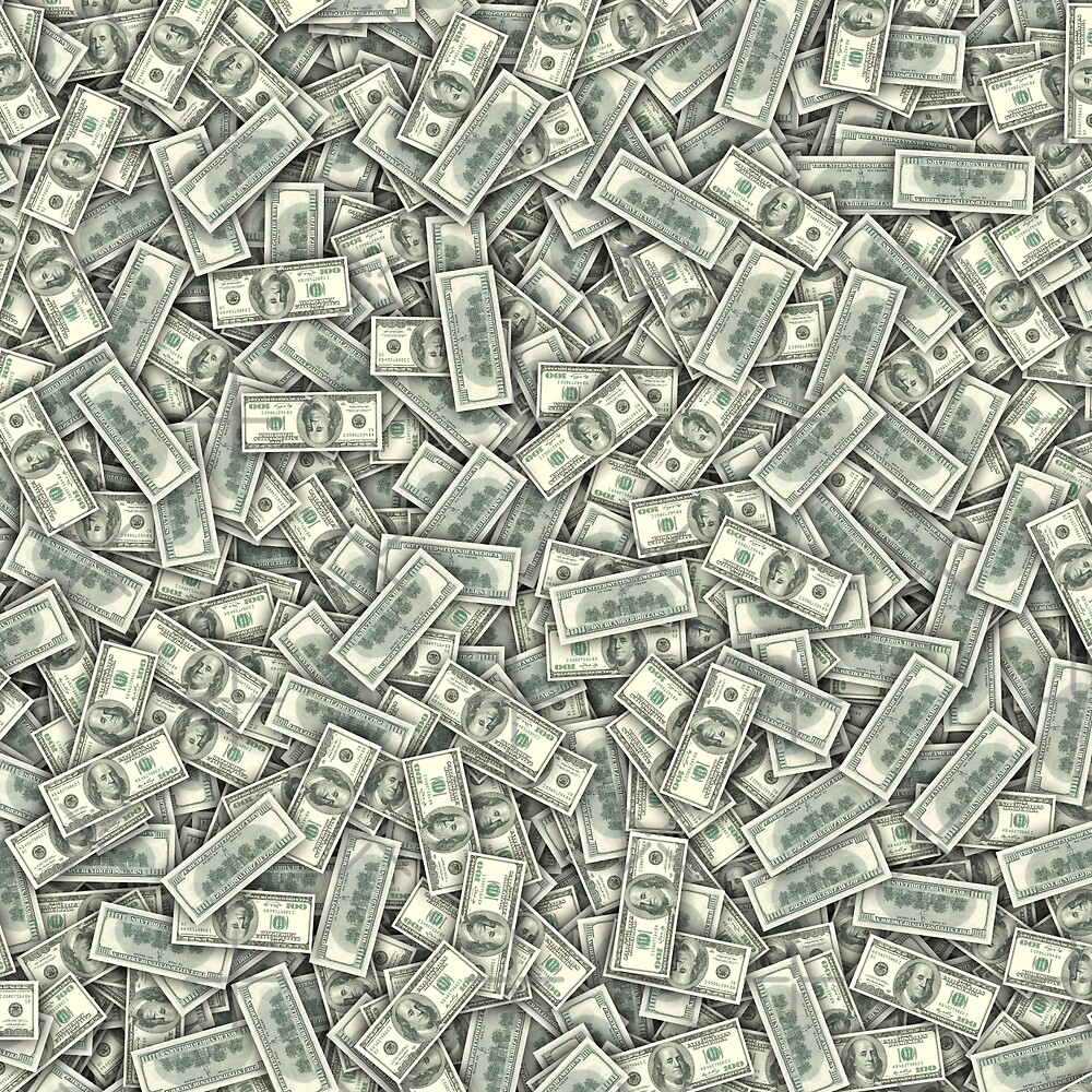 Many dollars by dima-v