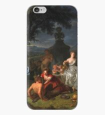 Houasse, Michel-Ange - Bacchanal iPhone Case