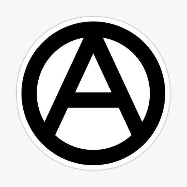 Anarchie Sticker