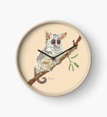 Pippin, the Bush baby Clock