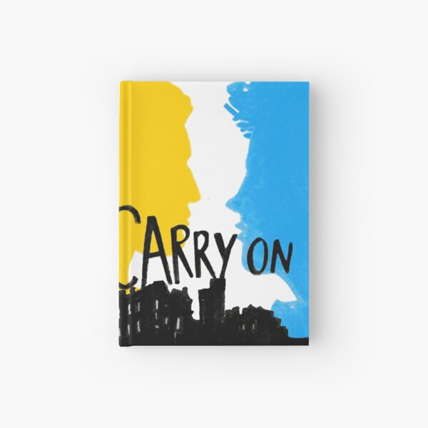 Carry On Hardcover Journal
