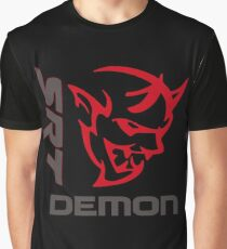 DODGE DEMON LOGO Graphic T-Shirt