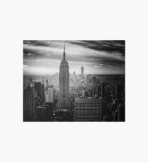 New York City Skyline Art Board