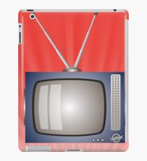 old television iPad Case/Skin