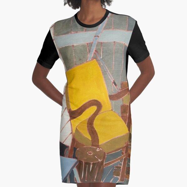 Verandah Graphic T-Shirt Dress