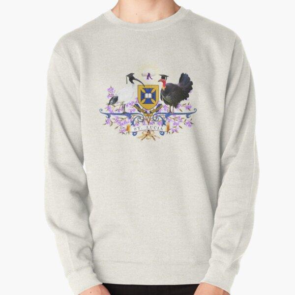 UQ Coat of Beaks #ibiswear Pullover Sweatshirt
