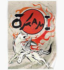 Classic Okami Poster