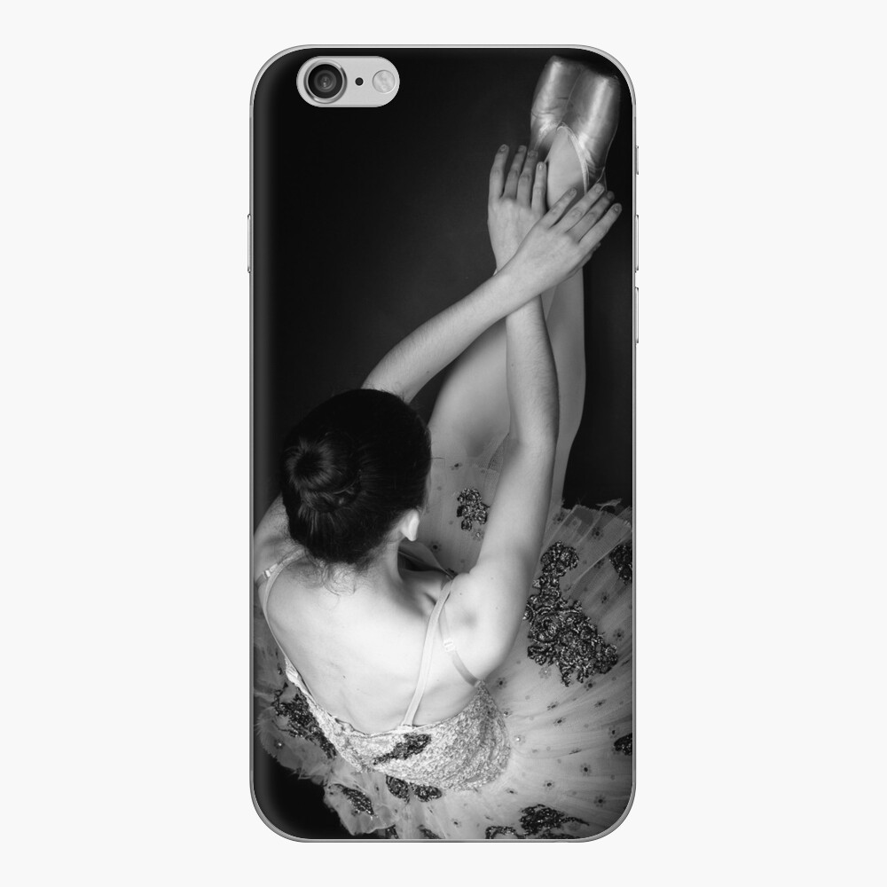 Ballerina iPhone Klebefolie
