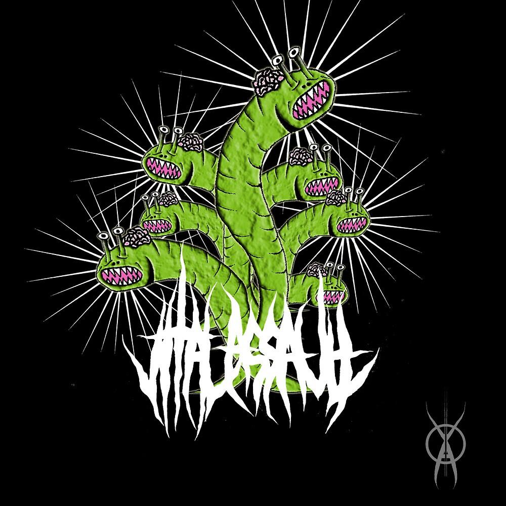 Anus Slugs Graphic by VADesigns