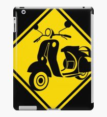 Classic Motorcycle iPad Case/Skin