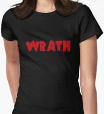 Wrath ZH  Womens Fitted T-Shirt